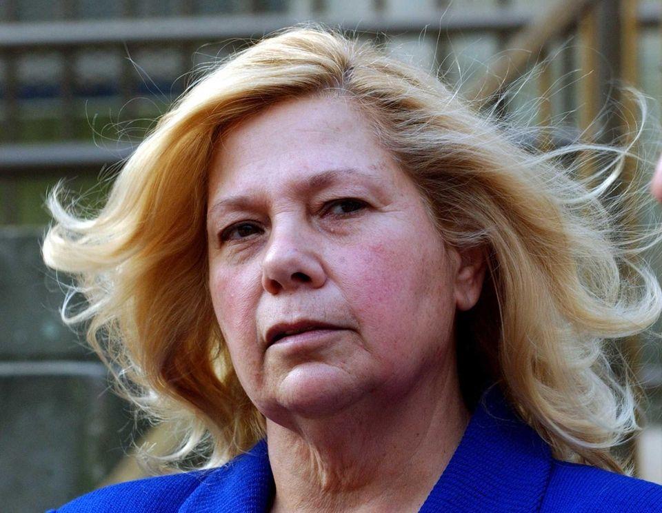 Pamela Gluckin, a former assistant superintendent for business
