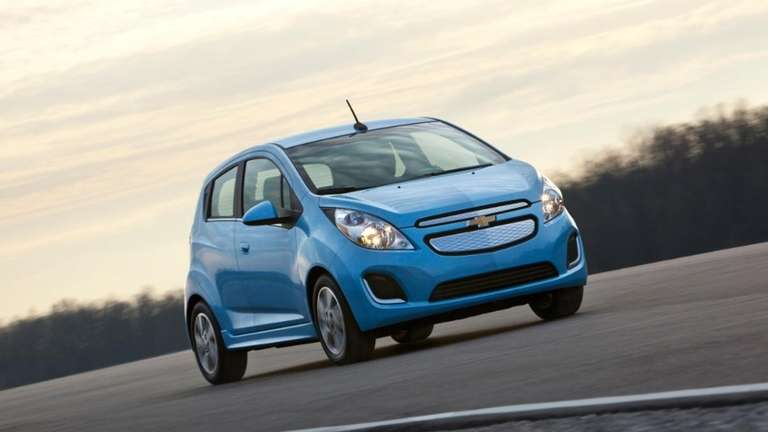General Motors will price the 2014 Chevrolet Spark