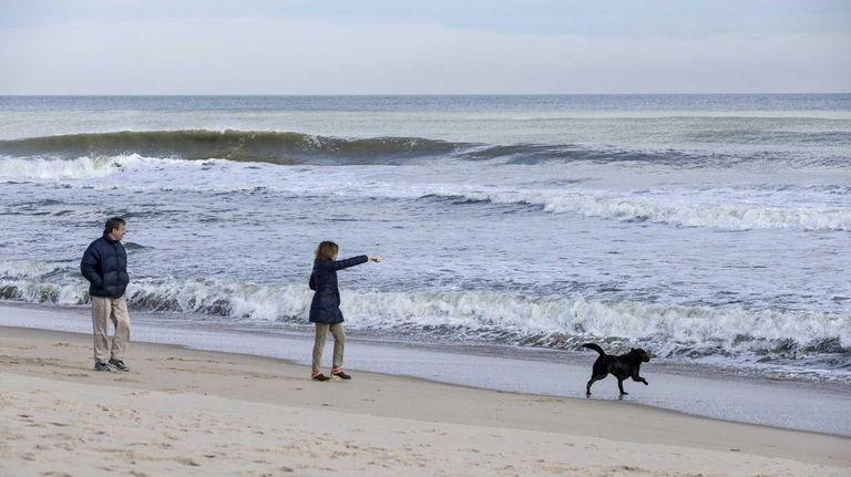 Coastal expert Stephen P. Leatherman -- aka Dr.