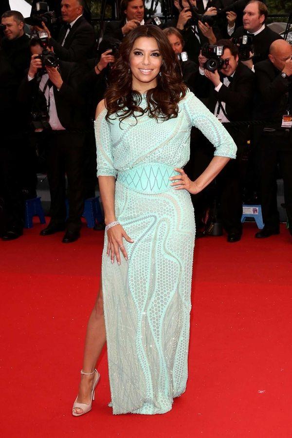 Actress Eva Longoria attends the