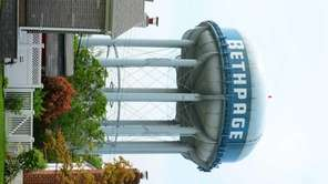 The Bethpage Water District has shut down one