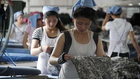 Manufacturing activity in China contracted in May for