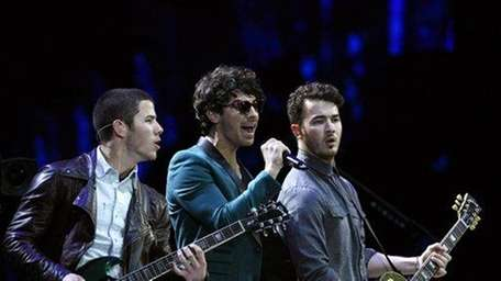 The Jonas Brothers will play the Nikon Theater