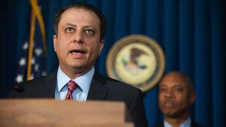 Preet Bharara, the U.S. attorney for the southern