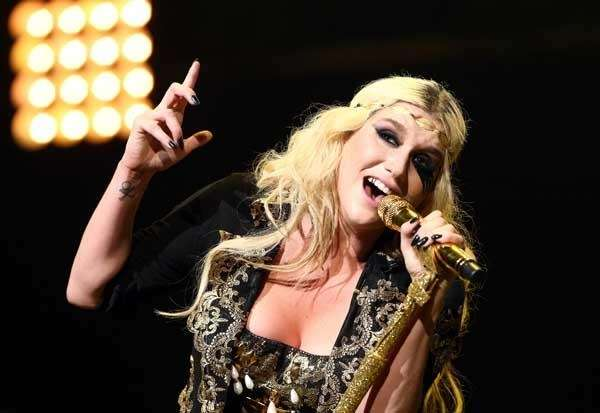 Ke$ha will join Pitbull on June 1 at