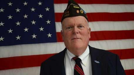 Paul Kelly, 69, of Huntington, who served in