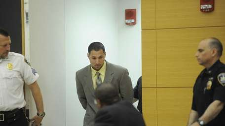 At Brooklyn Supreme Court, Nelson Morales, 28, of