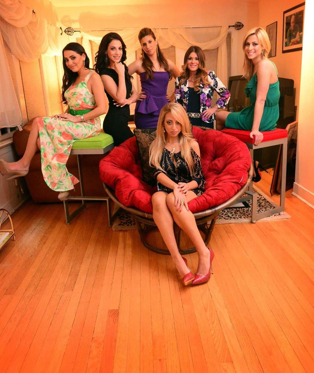 The cast of Bravo's
