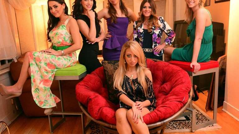 The cast of Bravo's
