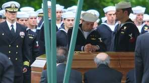 Friends and family pay tribute to fallen U.S.