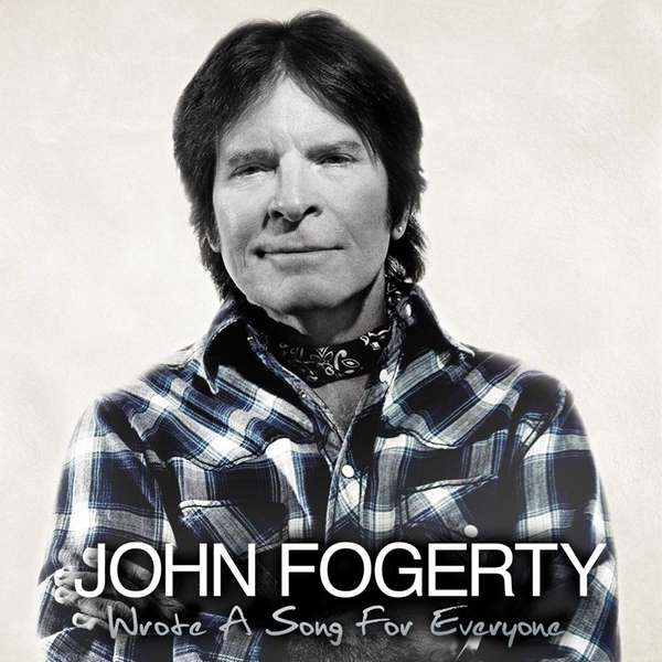 "John Fogerty releases ""Wrote a Song for Everyone."""