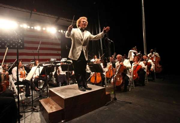 Long Island Philharmonic will play at Eisenhower Park,