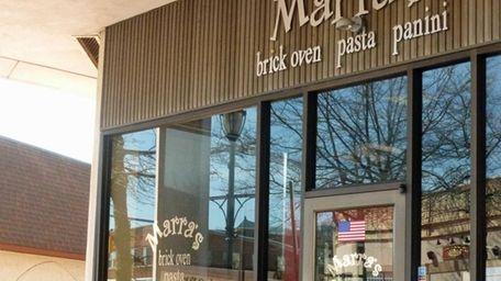 Marra's in Glen Cove as seen on April