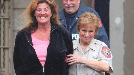 Catherina Scalia, 47, of 12 Maxwell St., was