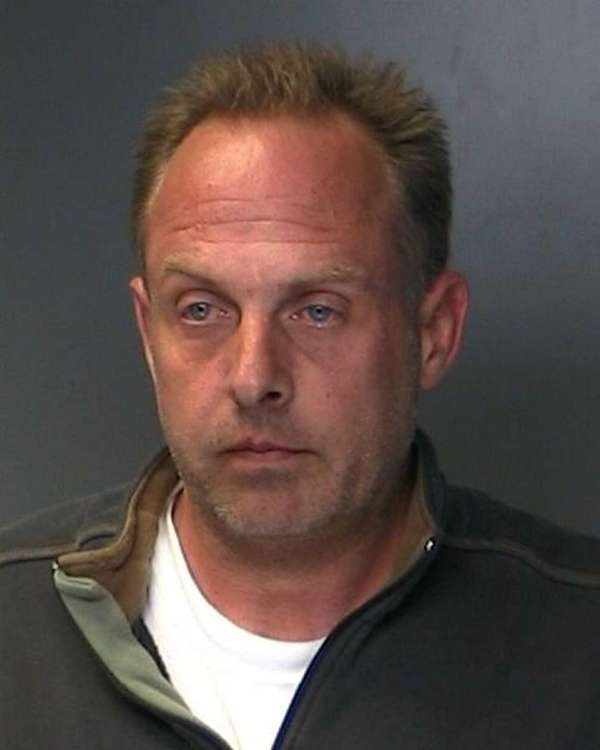 Kyle Wilm, 41, of Huntington was charged with