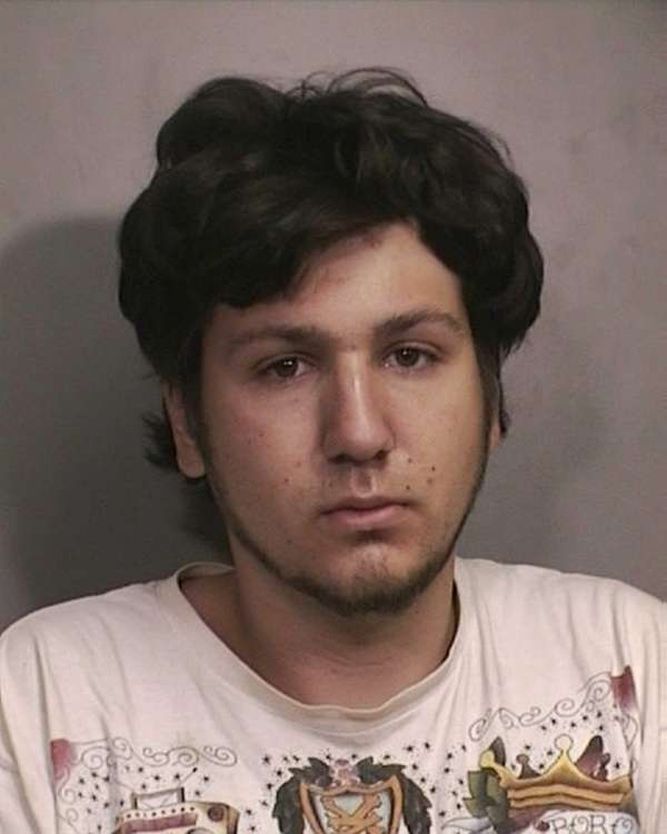 Brett Cohen, 22, of New Cassel, was arrested