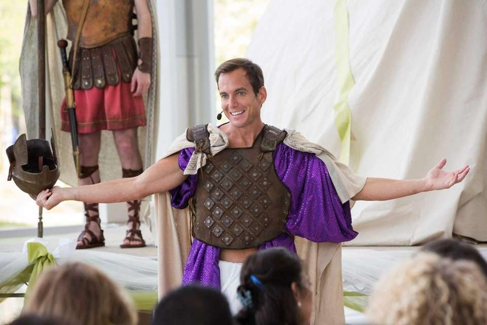 Will Arnett in a scene from Netflix's