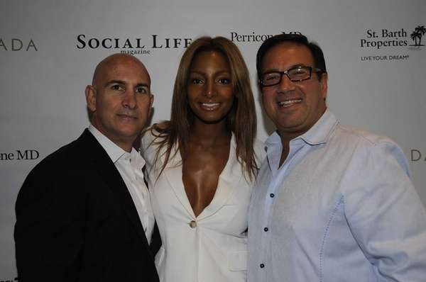 Steve Sorobaro, Jaila Graham and Joe Appasella Derringer