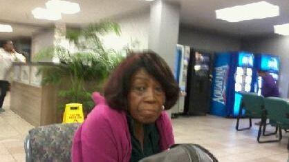 Vera Quashie, 82, of Rosedale, lost control of