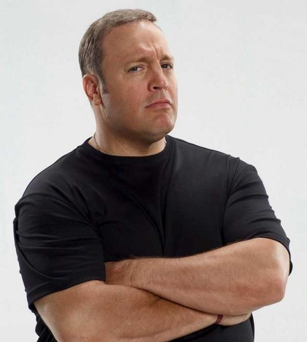 Comedian and Long Island native Kevin James will