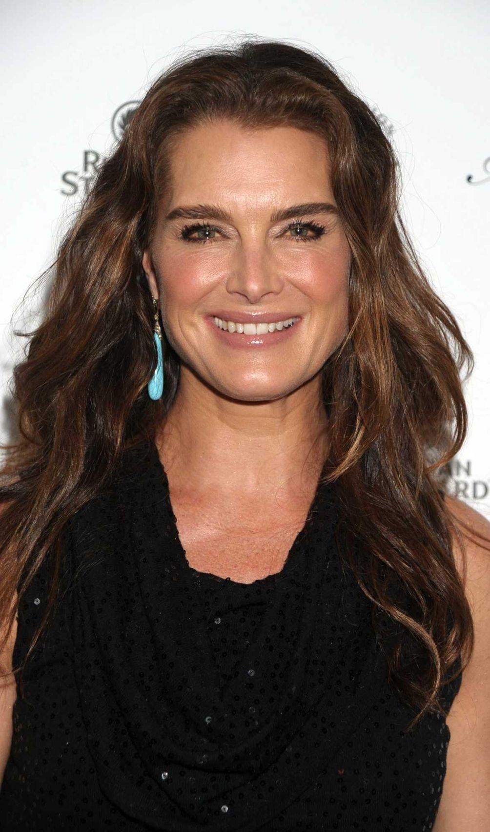 Brooke Shields attends the Hampton Magazine's annual Memorial