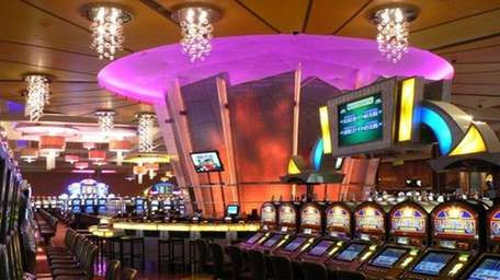 If gaming is your thing, the Mount Airy