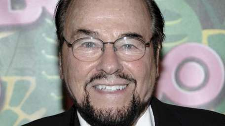 James Lipton arrives at the HBO Emmy party