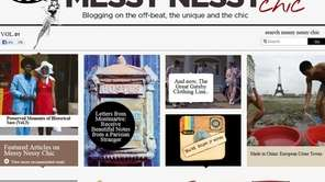 Messynessychic.com is an aggregation of unusual information and