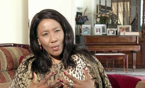 Former South African President Nelson Mandela's daughter Makaziwe