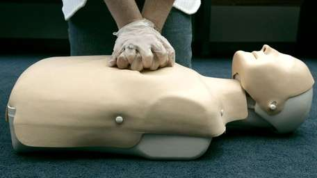 A free CPR class is coming to the