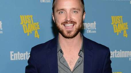 Aaron Paul attends Entertainment Weekly's 6th Annual Comic-Con