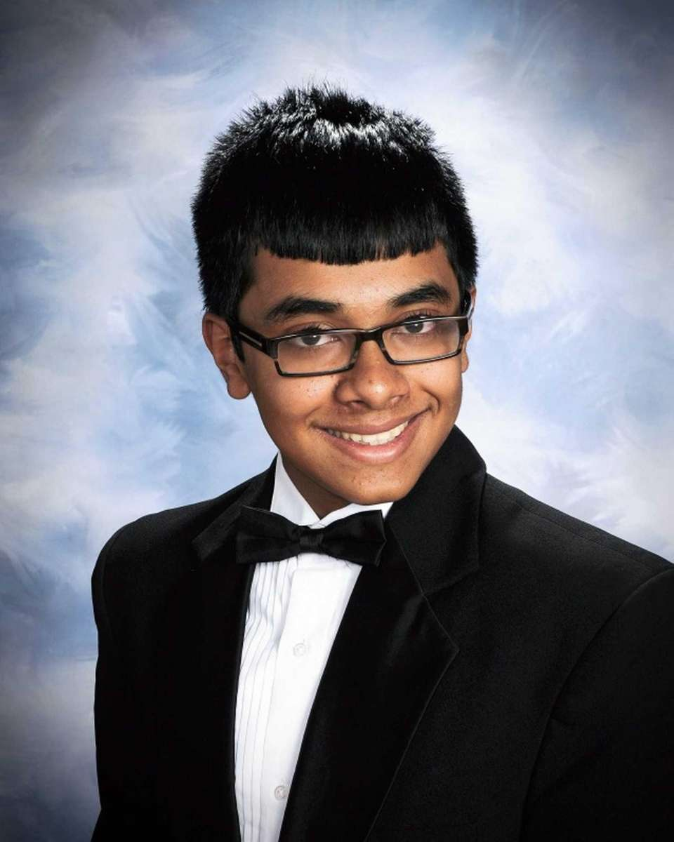 WASIQ AHMAD, WEST BABYLON H.S. Hometown: West Babylon