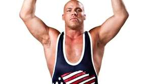 Kurt Angle set his sites on saving Olympic