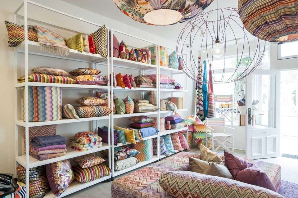 What: Missoni Home Where: 50 Jobs Lane,