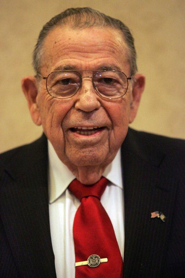 Former State Sen. Caesar Trunzo, a Brentwood Republican