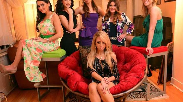 The cast of the new Bravo TV reality