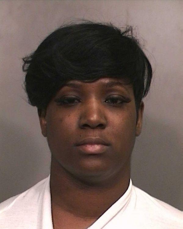 Jamese Lakea Williams, 28, of Hempstead, was arrested