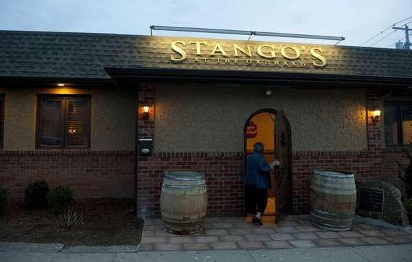 Stango's at the Orchard, located on Grove Street