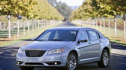 The 2013 Chrysler 200 is the last model