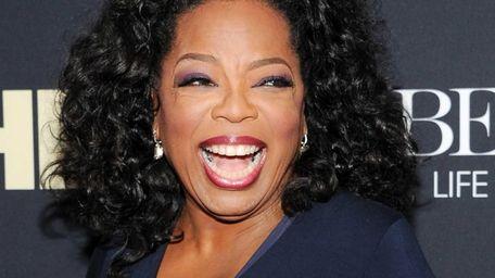 Oprah Winfrey attends the premiere of
