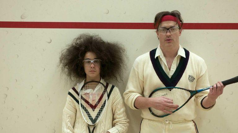 Alex Wolff and Brendan Fraser star in Billy