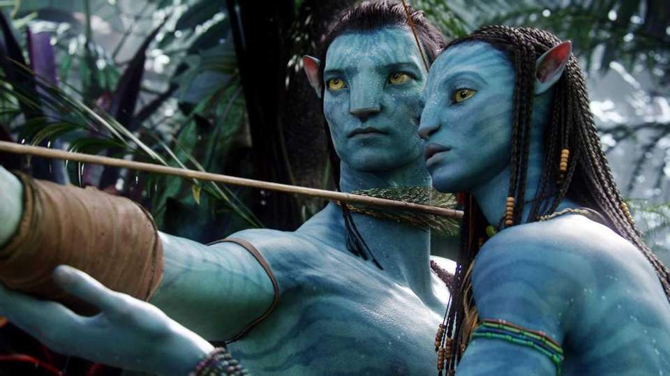 James Cameron's sci-fi fantasy,