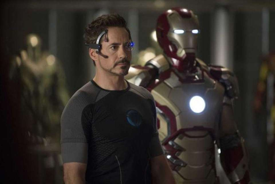 The 2013 installment in Robert Downey Jr.'s Iron