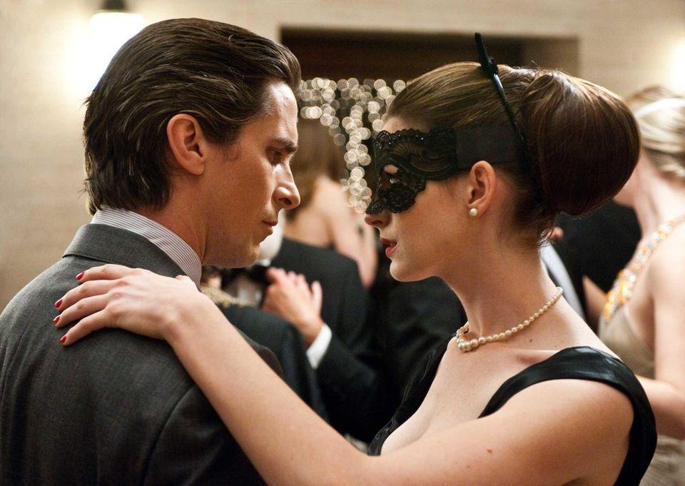 The final film in Christopher Nolan's Batman series,