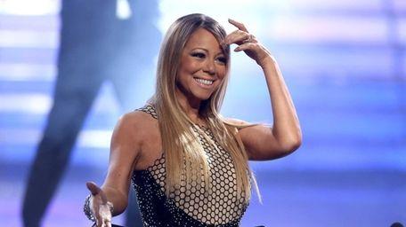 Mariah Carey at the