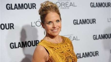 Katie Couric reveals her dating past, which includes
