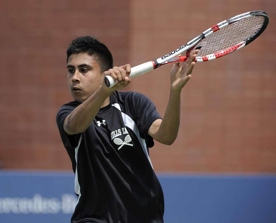 Zain Ali of Half Hollow Hills East High