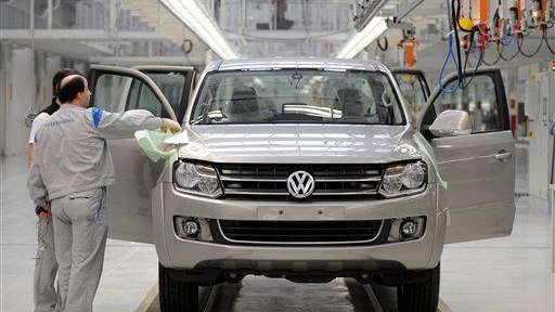 Volkswagen debuted a concept based on its Amarok