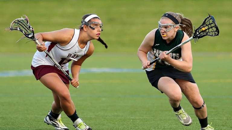 Ward Melville's Emily Rogers-Helion looks to move past