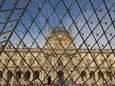 The Louvre Museum in Paris houses 35,000 works